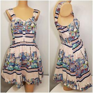 Adorable Olsenboye Paris Dress Size 5